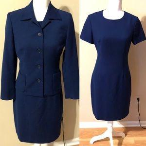 Talbots Blazer And Dress